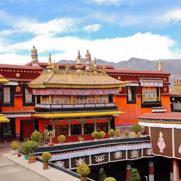 Buddhistiske templer