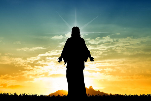 Kristne hoejtider  Paaske  Jesus opstaar  shutterstock 159755432