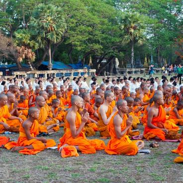 Buddhismens fællesskaber