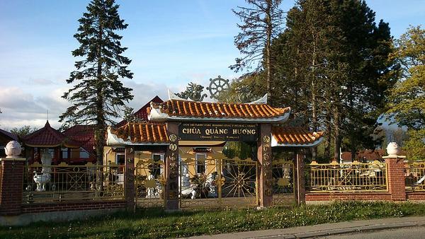 Quang Huong Temple  Aarhus