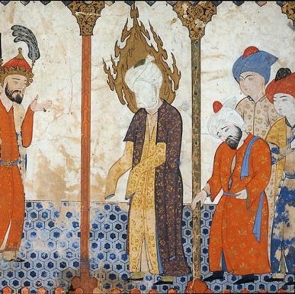 Muhammad sloeret ansigt Tyrkiet  16  aarh   C  Wikimedia Commons