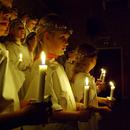 Sankta lucia  Kristendom  hoejtider  512px SanktaLuciaProcession  wiki