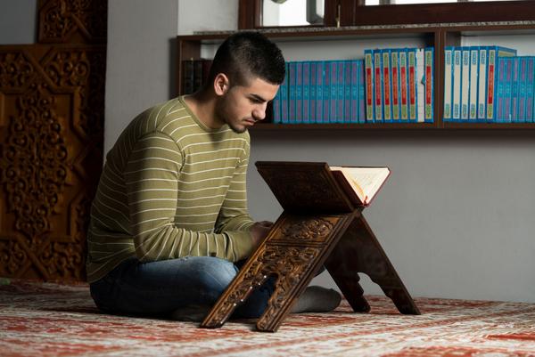 Koran  Ramadan  COLOURBOX9397002