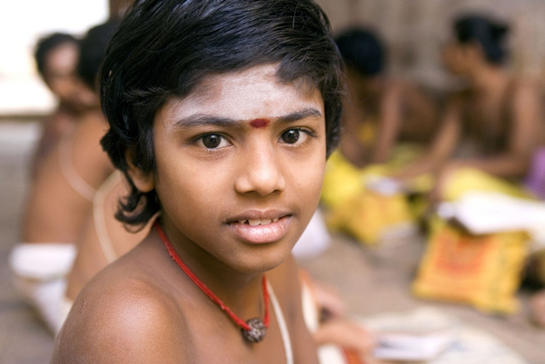 Hinduistiske overgangsritualer