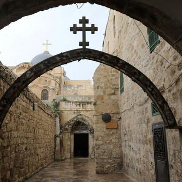 Pilgrimsfærd i kristendommen