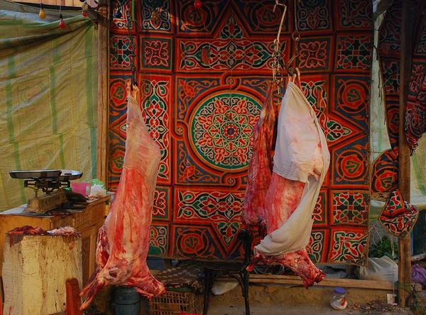 Koed til offerfesten  1024px El Minya Id ul Adha  Wikimedia