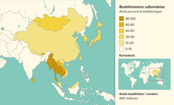 Verdensreligioner Buddhismen
