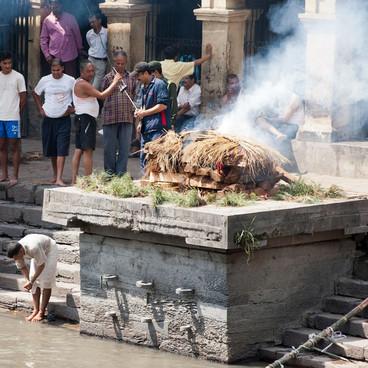 Dødsritualer i hinduismen