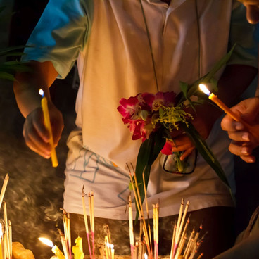 Buddhismens højtider