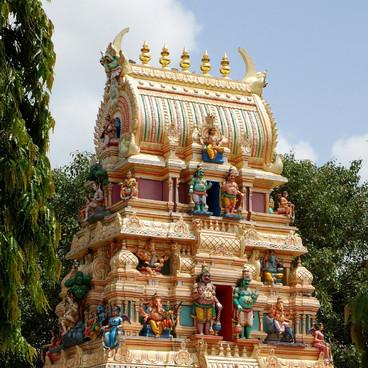 Hinduistiske templer