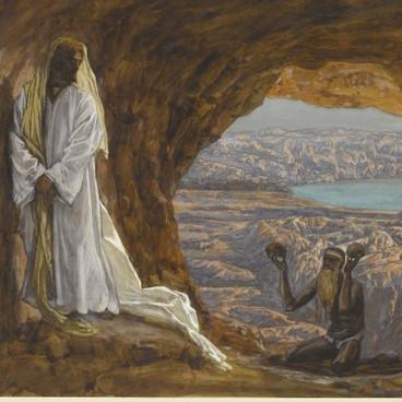 Jesus' fristelse