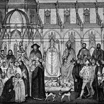 Kristendommen 400-1300