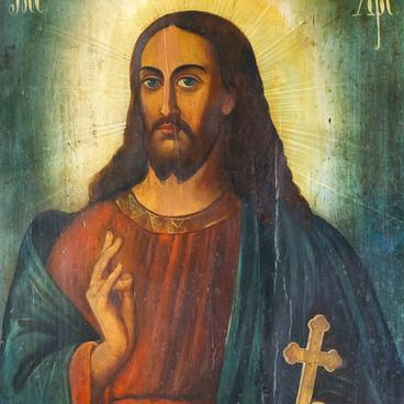 Kristen kunst i historien