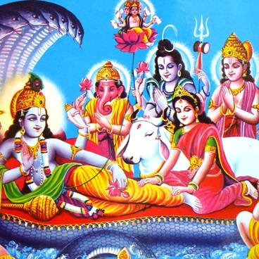 Hinduismens trosgrundlag