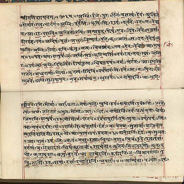 Hinduismens historie
