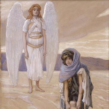 Engle i jødedommen