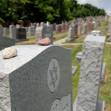 Begravelse i jødedommen