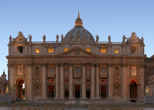 kristendommens historie  1300 1600  Peterskirken  the basilica 594961 1280  pixabay